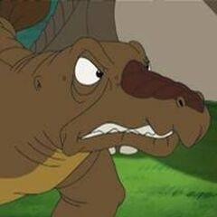 Estegosaurio también en <a href=