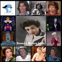 Homenaje a Rosario Muñoz Ledo