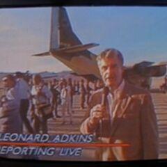 Leonard Adkins en <a href=