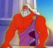 Zeus disney animado
