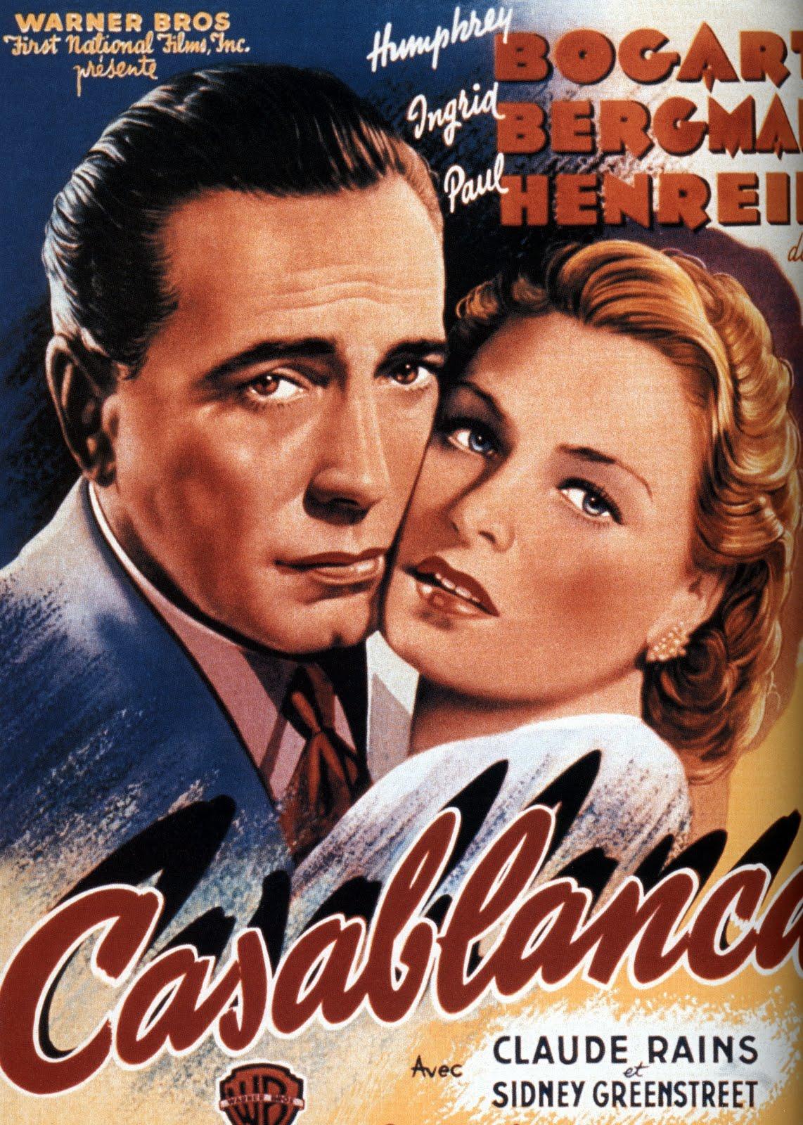 Resultado de imagen para Casablanca (1942)
