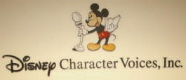 Disney Character Voices