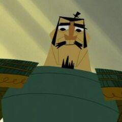 Padre de Jack también en <a href=