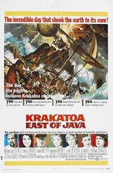 Krakatoa al este de Java