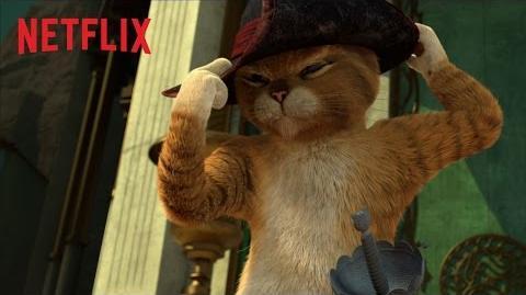 Las aventuras del Gato con Botas - Avance - Netflix - HD