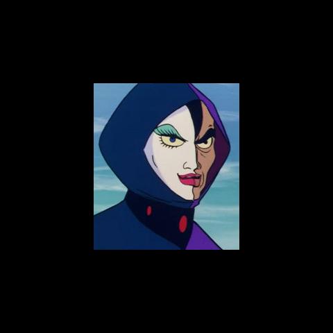Barón Ashler (voz femenina) en <a href=