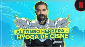 SAINT SEIYA- Los Caballeros del Zodiaco - Seis preguntas para Alfonso Herrera sobre Hyoga de Cisne