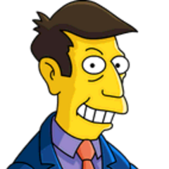 Director Seymour Skinner (temps. 9-15) en <a href=