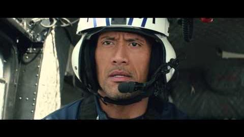 """TERREMOTO LA FALLA DE SAN ANDRÉS - Dwayne The Rock Johnson 15"""" - Oficial Warner"""