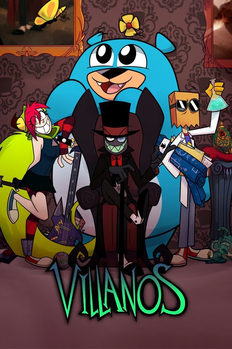 Villanos Doblaje Wiki Fandom Powered By Wikia