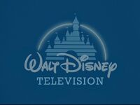 Walt disney television logo