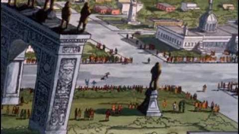 """Regreso al Planeta de los Simios"" ( La serie animada ) ( Episodio 5 - Español latino )"