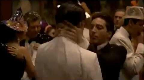 El beso de la muerte Se que fuiste tú Fredo , rompiste mi corazón!! El padrino 2