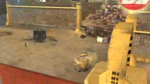 Guia videojuego WALL-E Parte 1 PC