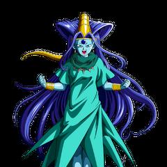 Oceanus Shenron<br />(forma femenina) en <a href=