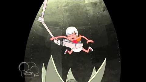 Phineas y Ferb - ¿Qué es esta Cosa? - Español Latino