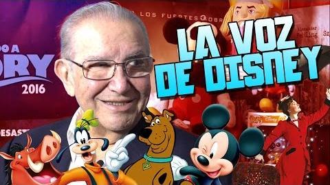 Pumba, Goofy, Mickey, Scooby FranciscoColmenero CloseUp