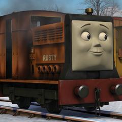 Rusty en <a href=
