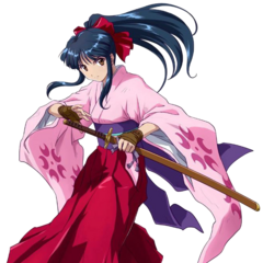 Sakura Shinguji en <a href=