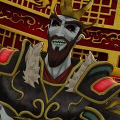 El Emperador en <a href=