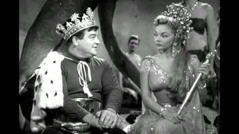 Abbott y Costello van a Marte(1953)