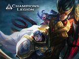 Champions Legion: 5v5 MOBA