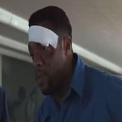 Soldado herido en hospital en <a href=