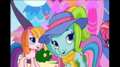 My Little pony intro g3