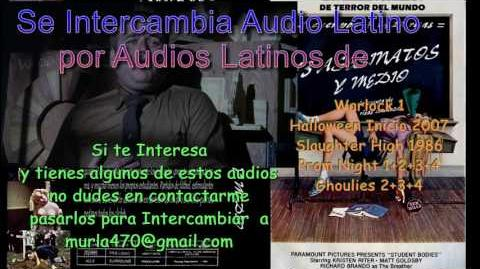 Student Bodies 1981 Doblaje Latino