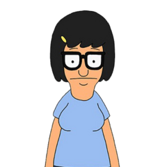 Tina Ruth Belcher en <a href=