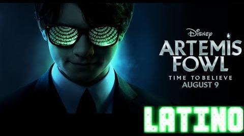 Artemis Fowl El Mundo Subterráneo (2019) Teaser Español Latino Oficial