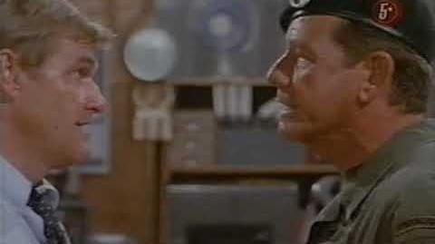 Edgar Wald en la pelicula Rambo 2