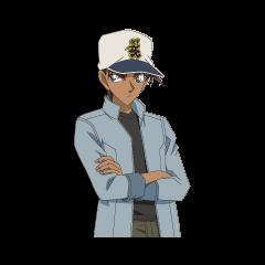 Heiji Hattori en <a href=