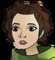 Leia Organa - fuerzas del destino