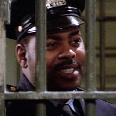 Guardia de la cárcel también en el doblaje original de <a href=