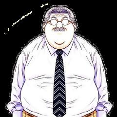 Profesor Anzai en <a href=