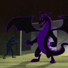 Dragón Oscuro en <a href=