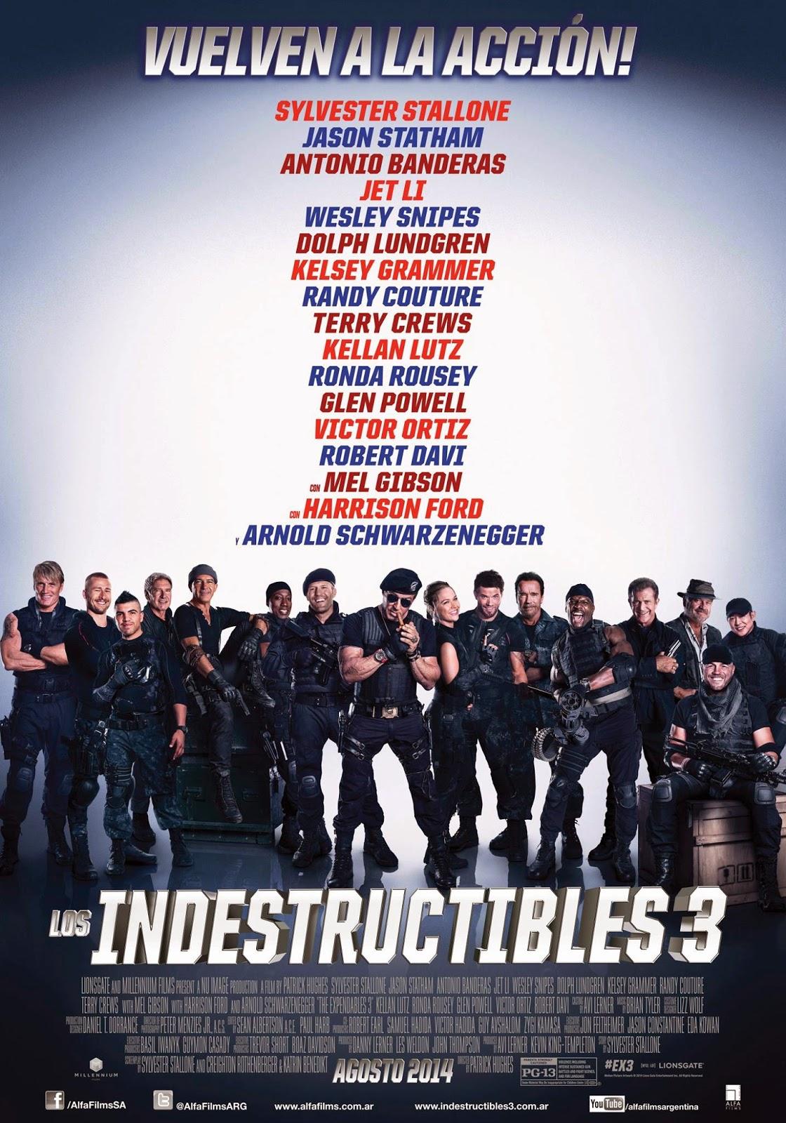 los indestructibles 3 doblaje wiki fandom powered by wikia
