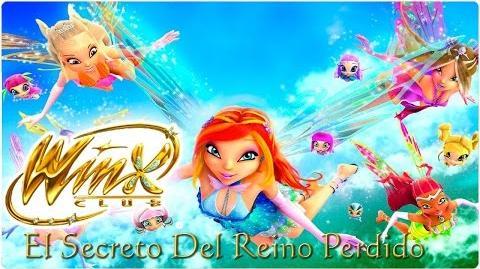 Winx Club Pelicula - El Secreto del Reino Perdido - Español Latino