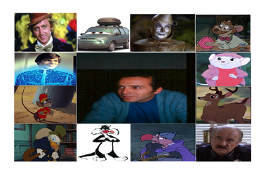 28.Luis Bayardo Personajes