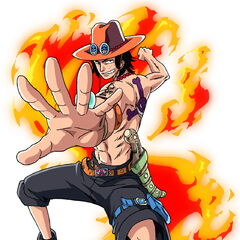 Portgas D. Ace en <a href=