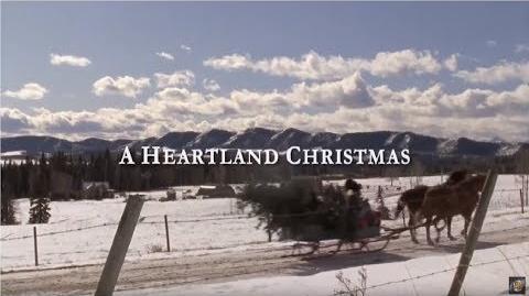 Especial de Navidad - Una Navidad en Heartland