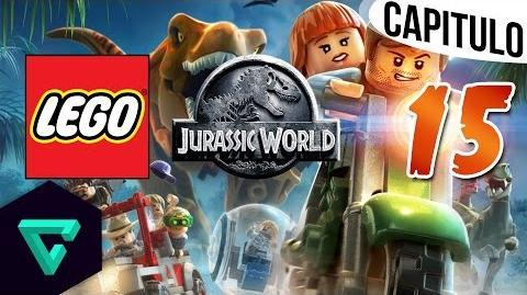 """LEGO Jurassic World Ep. 15 """"Batalla VS"""
