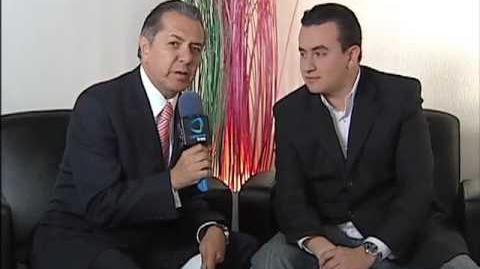 Pedro D´Aguillon Jr Entrevista Doblaje