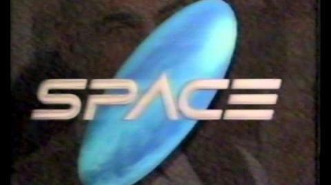 Space - Tanda Publicitaria - 1994