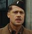 Teniente Aldo Raine Brad Pitt Bastardos sin Gloria