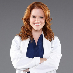 Dra. April Kepner en <a href=