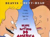 Beavis & Butt-Head a través de América