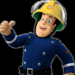 Sam el bombero en la <a href=