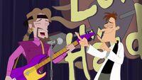 Danny and Doofenshmirtz duet